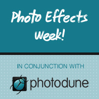 Did You Catch Photo Effects Week?