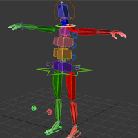 Complete Human Character Rig In 3D Studio Max, Part 3 &#8211; Tuts+ Premium