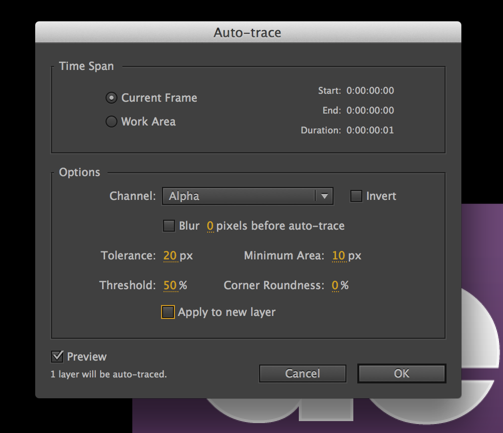 How To Draw Triangle In After Effects 2 Select The Triangle And Go To Layer>