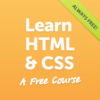 30 Days to Learn HTML and CSS: a Free Tuts+ Premium Course