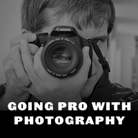 Going Pro with Photography