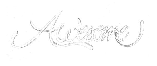 photoshop-3d超酷字体设计教程