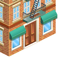 Create A Detailed Isometric Building in Adobe Illustrator  Tuts+ Premium Tutorial
