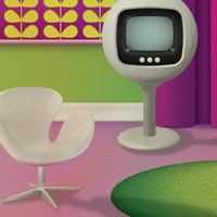 Creating a Swinging 60s Room in Adobe Illustrator CS5 – Tuts+ Premium Tutorial