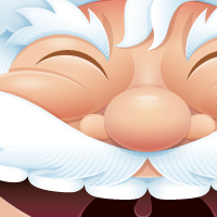 How to Create a Jolly Santa Vector Illustration