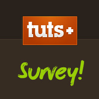 Link toFantastic prizes up for grabs in the tuts+ survey!