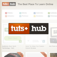 Preview for Unveiling the All-New Tuts+ Hub