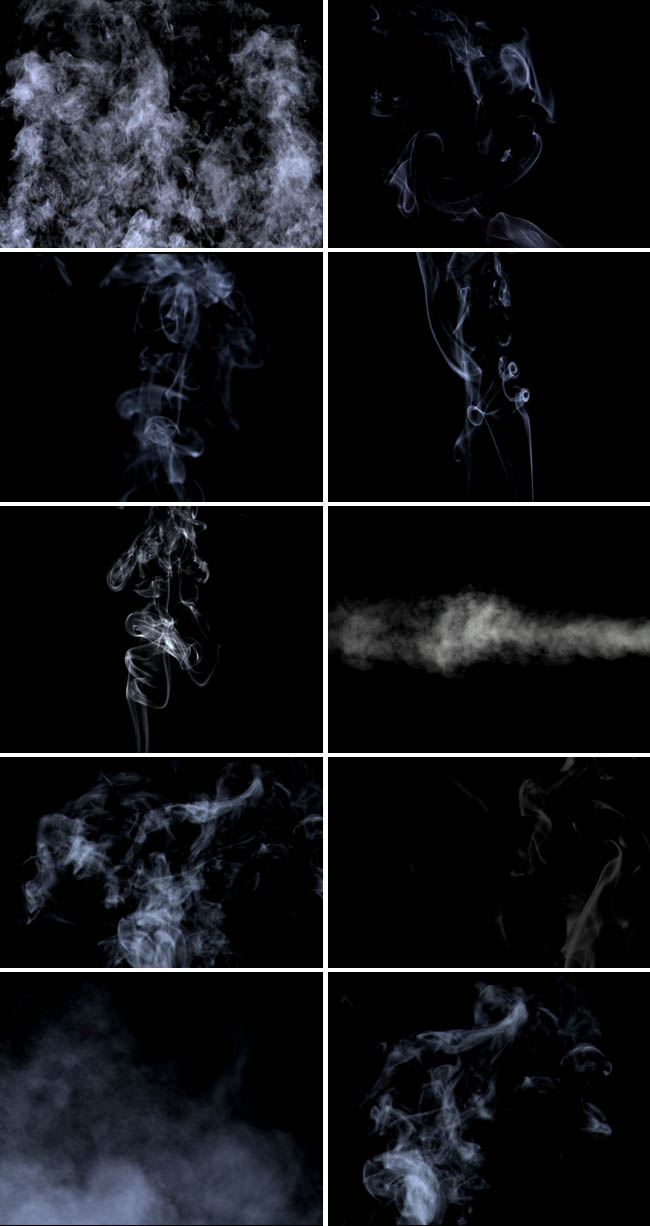 Download 10 Stock Smoke Clips For Free