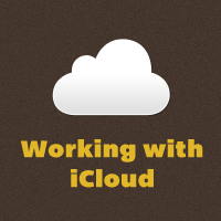 Working with icloud -tuts+ premium