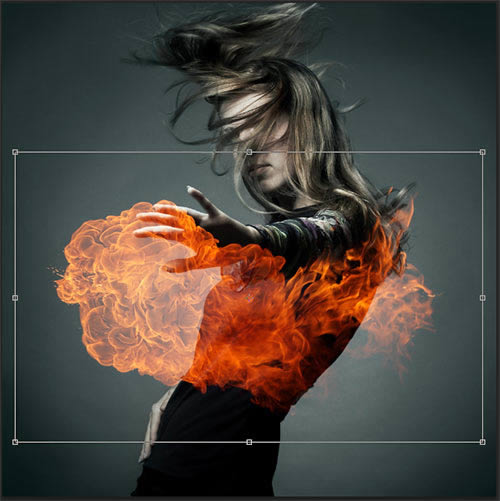Vector Screen Create Fire Lighting Effects Using Photoshop CS6