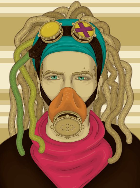 Link toCreate a steam punk inspired portrait in illustrator cs6 - tuts+ premium tutorial